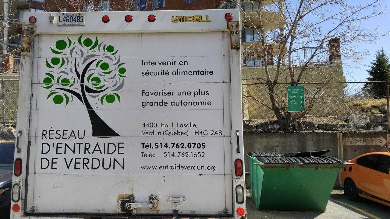 logo conception réseau entraide Verdun