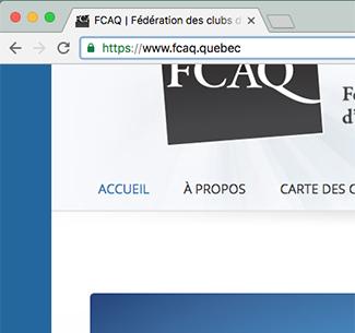 FCAQ Fédération des clubs d